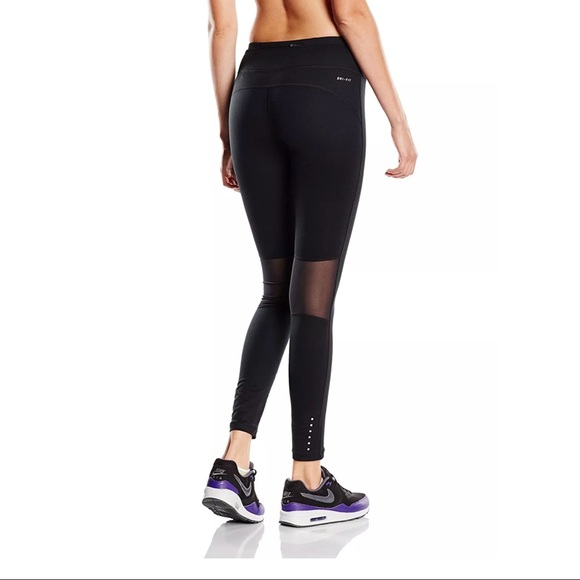 687eff8379ebb4 $115 Nike Women's Dri-FIT Epic Run Tights Mesh. M_5a5e251f5512fdc472073785